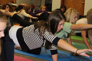 New BSM hour and wellness classes help students relieve stress
