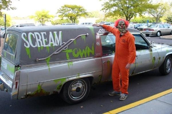 Scream Town is back for another year