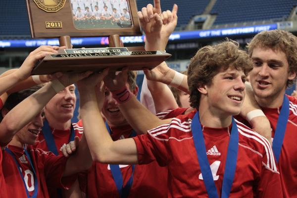 Soccer teams reflect on championship