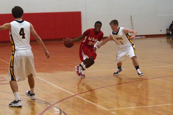Boys basketball is optimistic for upcoming season