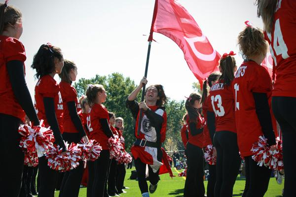 BSM trumps St. Louis Park in Homecoming Football Game 44-13.