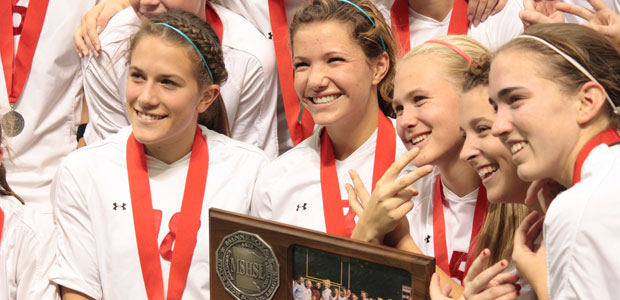 Girls' soccer finishes second in State tournament