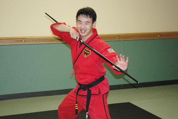 Martial artists share motivation