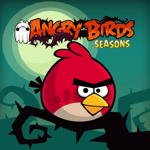Angry Birds Seasonal Review