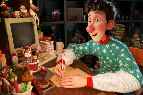 Arthur's Christmas- A New Tradition?