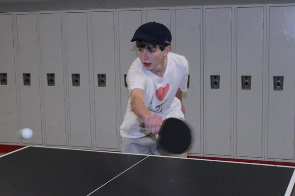Ping-pong players possess potential
