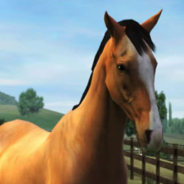 My Horse for kids who never got that pony they wanted