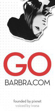 Gobarbra.com makes you feel as awesome as Streisand