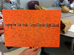 Grand Rapids High School