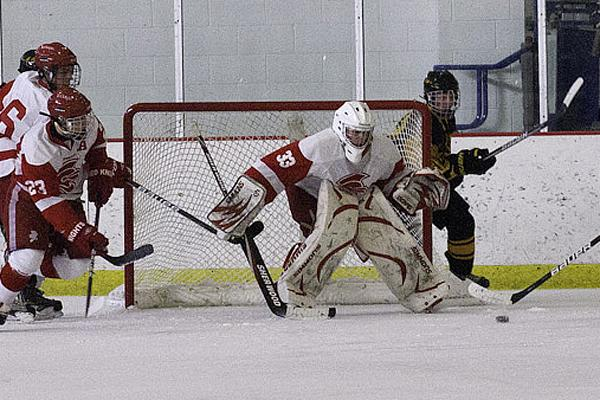 Boys hockey to move out of North Suburban Conference