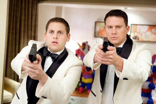 Hill and Tatum live up to expectations in 21 Jump Street
