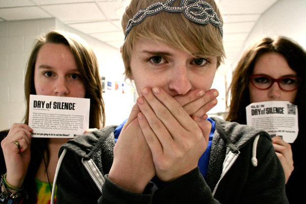 Why I participate in the Day of Silence