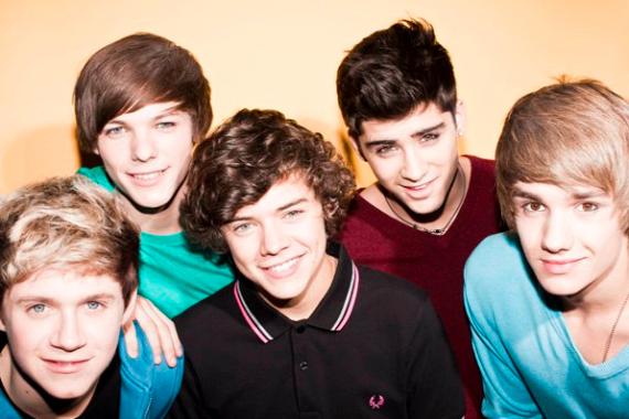 Boy bands regain popularity with One Direction