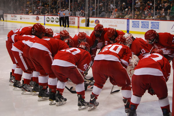 BSM hockey team to participate in Hockey Day Minnesota
