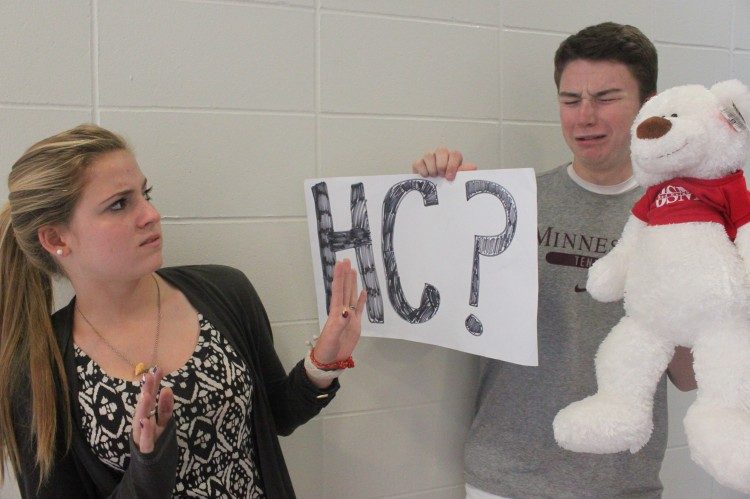 With the homecoming dance just over two weeks away, junior Will Jarvis gives advice for how to deal with rejection.