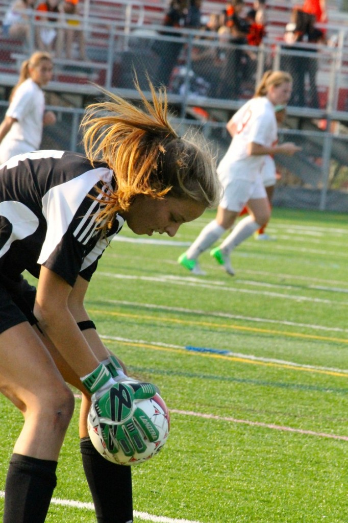 After losing to the Blake Bears in the State final last year, the goal of the girls' soccer team hopes to try for the title this year, even after losing a few key seniors from last season.
