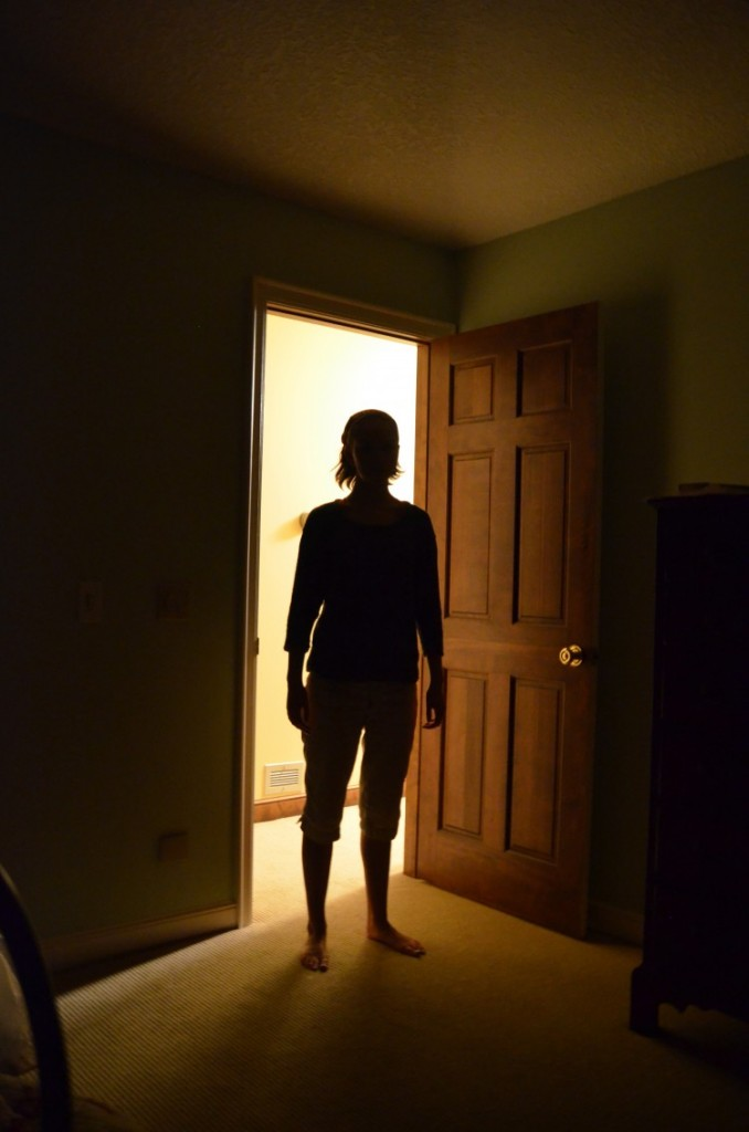 Night disturbances during a visit to a quaint bed and breakfast leave Emily Kline unnerved.
