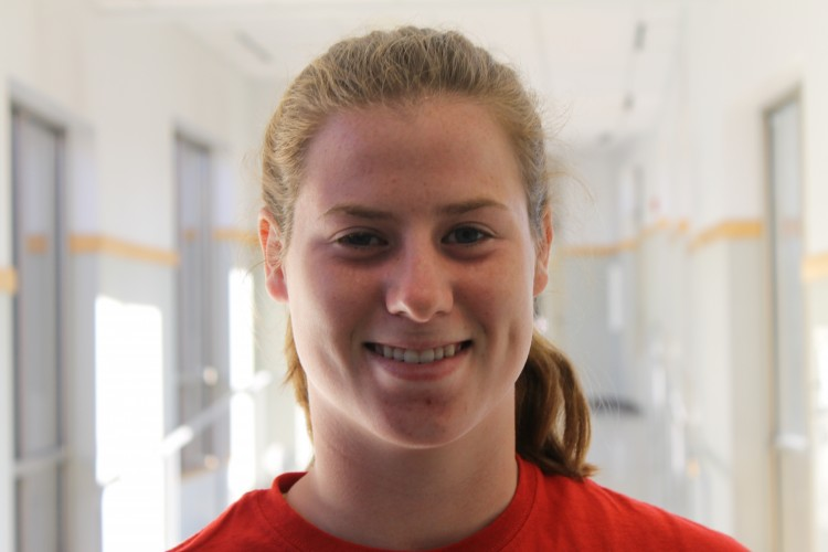 Junior Kelly Pannek verbally committed to the University of Minnesota for womens hockey on September 15.