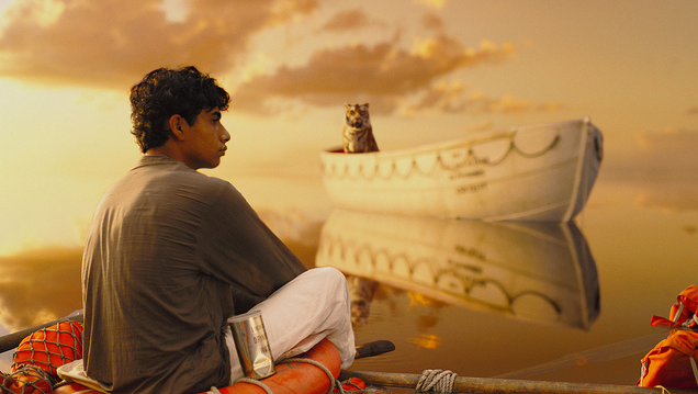 The stunning visual elements in Ang Lee's