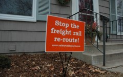 Freight rail reroute plans spur controversy in St. Louis Park
