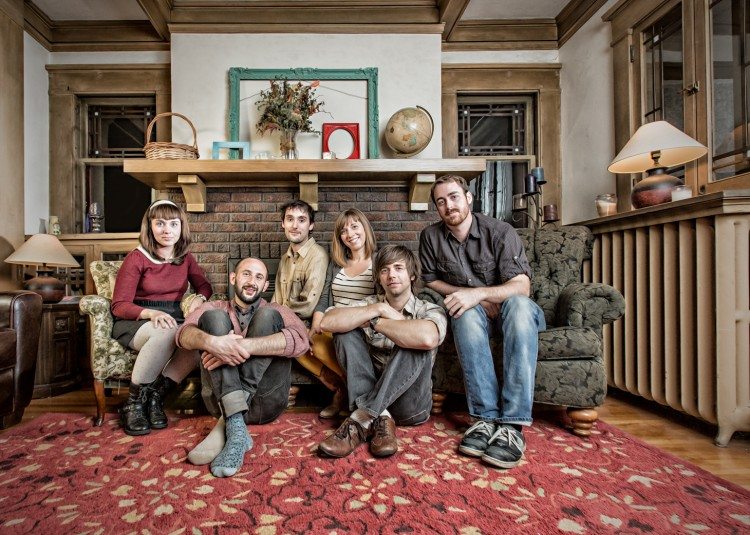 Local band Brian Laidlaw & the Family Trade is just one example of the resurgence of folk and progressive bluegrass music on the local and national music scene.
