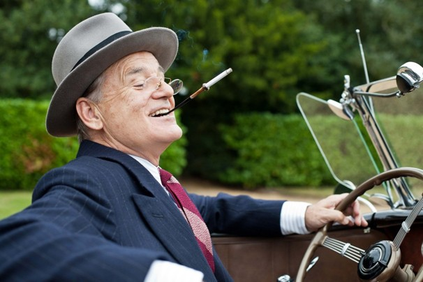 Bill Murray stars as President FDR in the historical drama