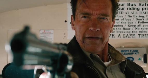 Arnold Schwarzenegger stars as Sheriff Owens in