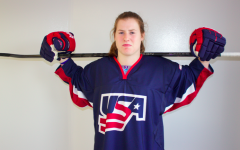 The Red Knight in blue: Kelly Pannek shines on Team USA