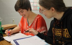 Four BSM students tackled NaNoWriMo, creating their own personal goals in order to finish writing their own book within the month.