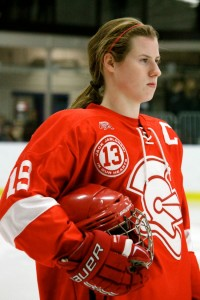 As a junior, Pannek has already served as captain for the BSM girls' hockey team for two seasons.