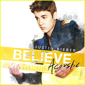 Justin Bieber's newest acoustic album doesn't impress quite as much as
