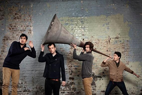 Preppy indie rockers Vampire Weekend plan to release their highly anticipated third album in 2013.