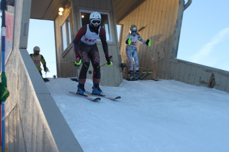 Among other sports, alpine skiing requires participants to put down a lot of money for equipment and travel expenses.