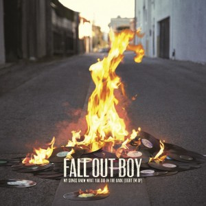 The album cover for the first single off of Fall Out Boy's new album (photo courtesy of fairfieldmirror.com).