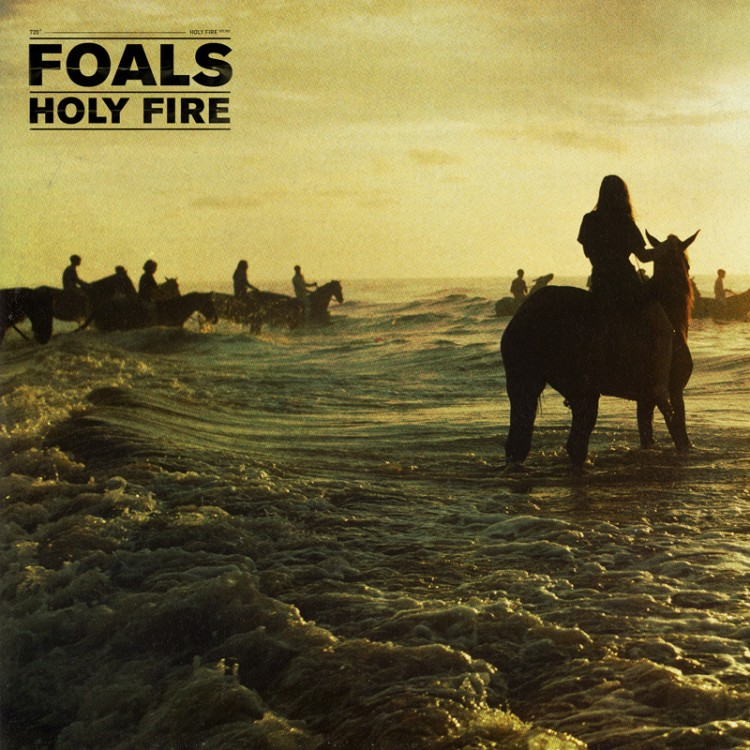 Foals third album, Holy Fire, provides a constant stream of quality songs.