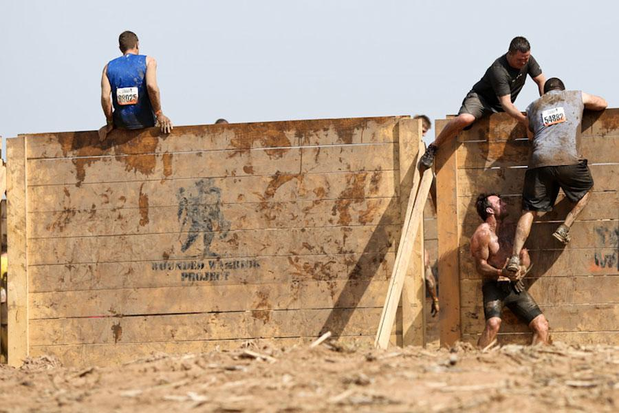 The Tough Mudder course is one of the many fun pastimes available this summer.