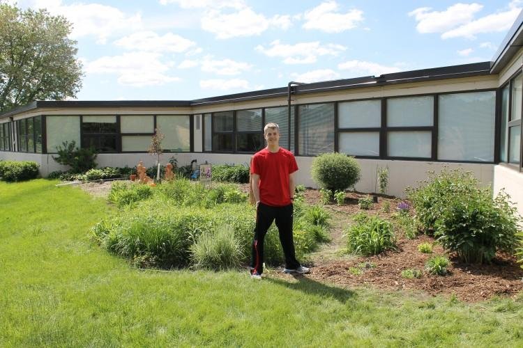 Birkeland, a junior, hopes his project will contribute to hands-on learning opportunities for science classes.