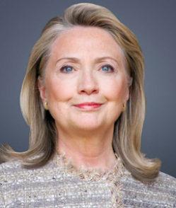 (Clinton press photo)