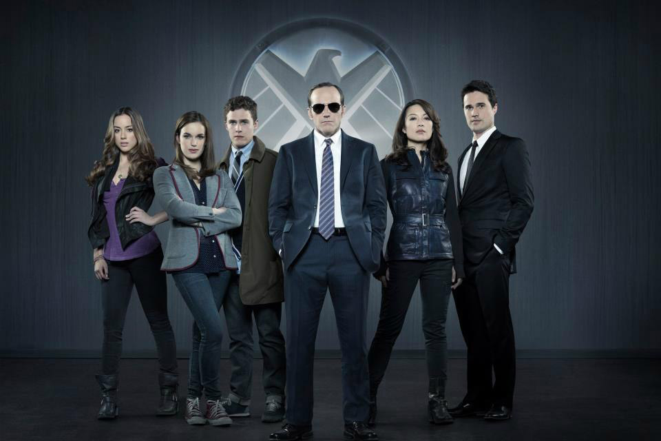 Marvel%27s+Agent+of+S.H.I.E.L.D+is+one+of+the+season+most+highly+anticipated+pilots.