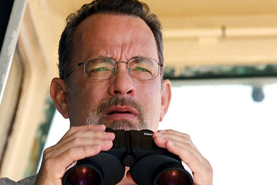 Tom Hanks gives a spectacular performance as Captain Richard Phillips.
