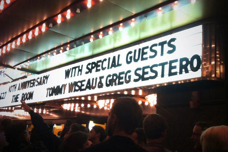 The Room celebrated ten years of showings at the Uptown Theatre this summer with appearances from the movie's stars.