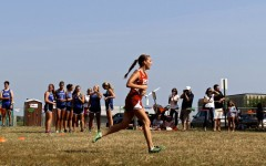 The boys and girls cross country teams compete separately but have been practicing together, to benefit from each others strengths.
