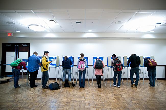 Voters will still be able to register using traditional methods, such as through a political party or on election day.