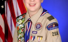 Freshman achieves prestigious Eagle Scout ranks