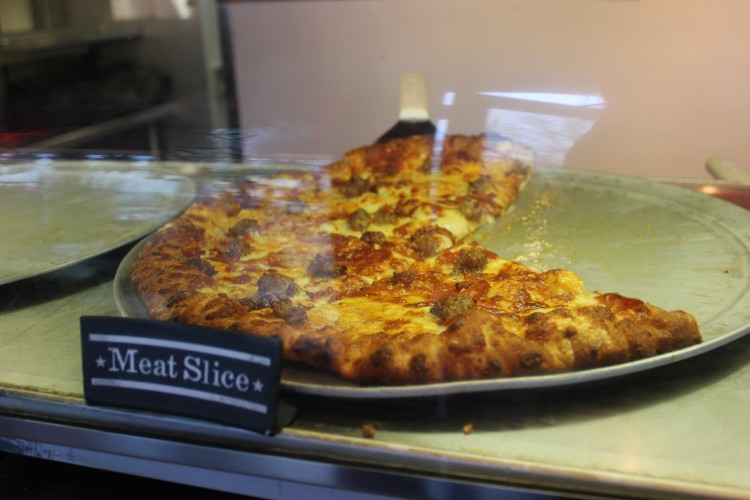 Mesa Pizza's options range from patrons can get standard cheese and pepperoni to macaroni and cheese and, chicken cordon bleu.