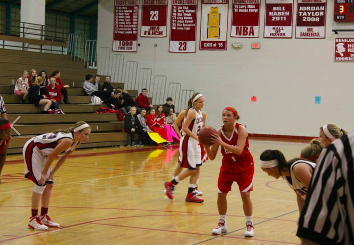 Girls Basketball: Senior Grace Coughlin has committed to play for the University of Minnesota yesterday.
