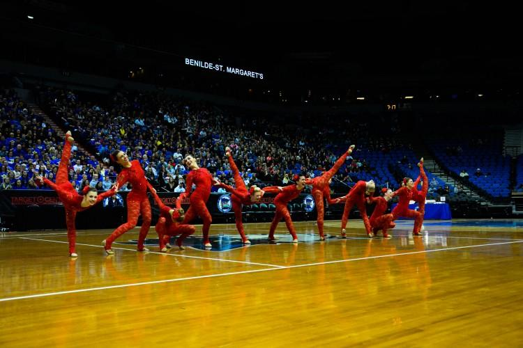 After finishing second in state the previous two seasons, the Knightettes were named state champions for the seventh time in program history.