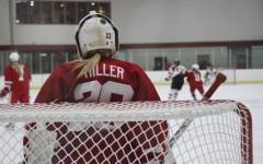 Senior goalie Abbey Miller, who holds the state record for shutouts, aims to help the Red Knights to their first state title in Class AA.