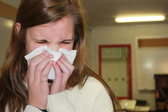 Students at BSM face cold symptoms during the chilly winter months.