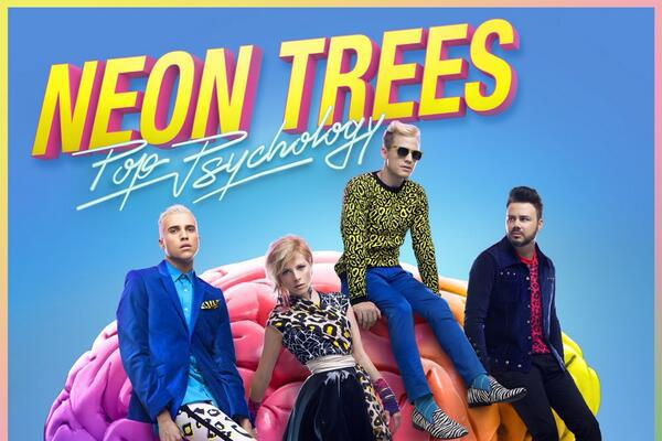 Pop Psychology combines heavy synths, dance beats, and harmonious vocals for a sound distinctly Neon Trees.